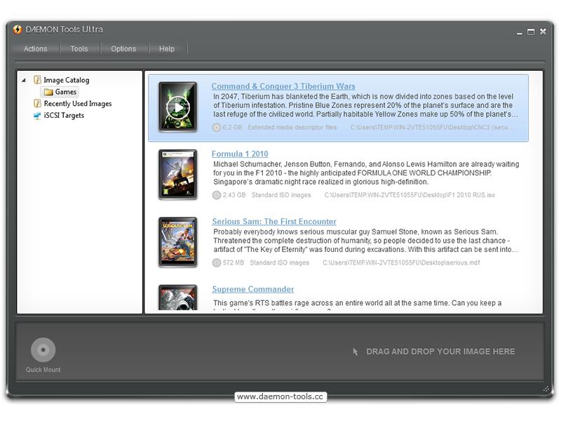DAEMON Tools Ultra 3.1 full