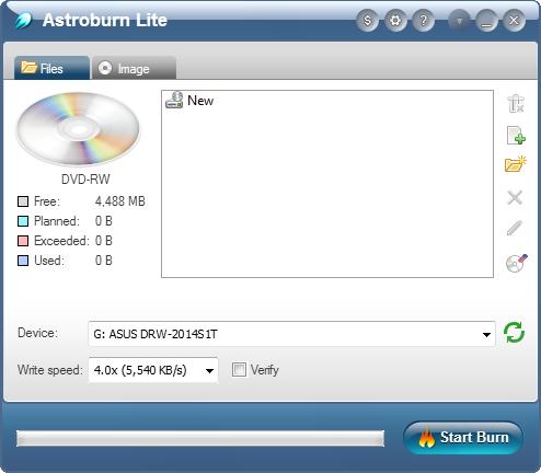 Astroburn Lite 1.6.0